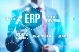 The acquisition and implementation of an enterprise resource planning (ERP / PGI)