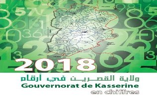 Gouvernorat de Kasserine en Chiffres 2018